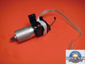 HP p1505 M1522 Printer - RM1-4196-RO Main Motor Assy