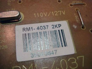 HP p3005 RM1-4037 Power Supply