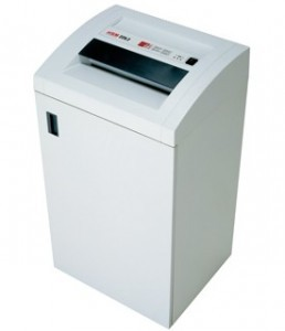 HSM 225.2 1341 StripCut German Industrial Paper Shredder New Free Ship