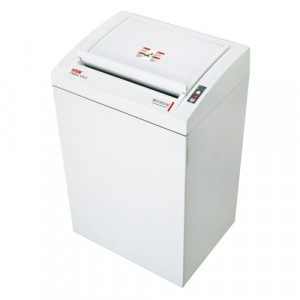 HSM 411.2 MicroCut 1569 HS Lvl 5 Paper Shredder New Free Shipping