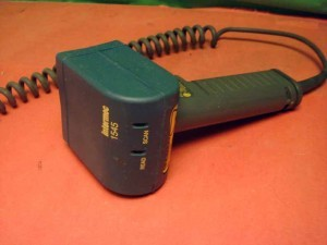 Intermec 1545 1545E Barcode Bar Code Scanner and Cable