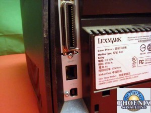 LEXMARK E342N 22S0600 FAST Network Desktop Printer NEW