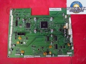 Lexmark 10B0956 C750 Main Engine DC Control Board 12G6336