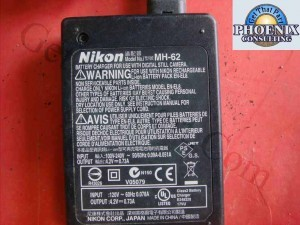 Nikon OEM Battery Charger MH-62