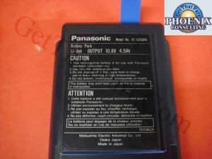 Panasonic Toughbook CF-71 CF-47 Lithium Ion OEM Battery CF-VZSU09