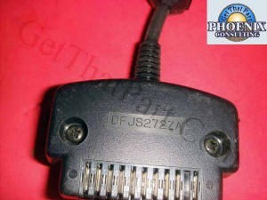 Panasonic DFJS272ZA Socket for CFVCB251AW