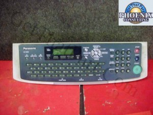 Panasonic Pjwdf2680az UF-8000 UF8000 Lcd Control Panel Assembly