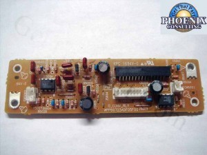 Panasonic KV-S7065C Outer Conveyor Relay Board PPB723ADF25F