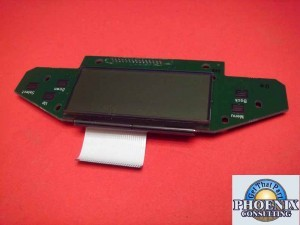 Polycom CP-7935 Part - 1380-06525-001 LCD Display Board