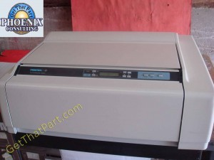 Printek FormsMaster 8003 USA Etherlink Dot Matrix Forms Impact Printer