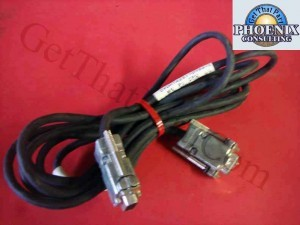 Rapid OVUH7 70754-1 DB9 M-F W5 P1 Serial Cable Assembly