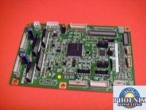 Ricoh Aficio MP 8001 COPIER D062-5132 PCB pFB Three Way