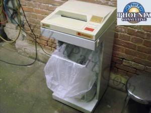 wilson jones paper shredder
