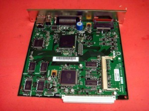Brother DH5ZA79A  HL-2700 Network Main Formatter Board