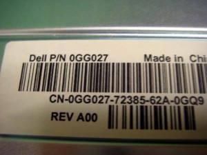 Dell GG027 5210N 5310N Oem Printhead Laser Scanner Assembly