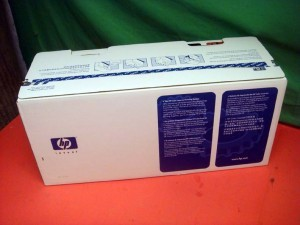 HP 8500 8550 C4149A Black Toner Genuine OEM Sealed New Box