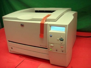 HP LaserJet 2300 2300N Q2473A Fast network Printer New
