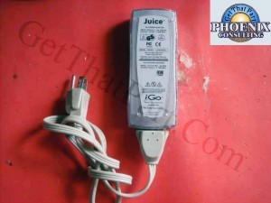 iGo Juice PS0055 Mobility AC Power Adapter