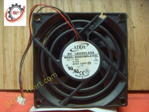 Dell 5330 Complete Oem AD0824MS-A76GL Fan Assembly