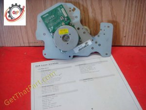 Dell 5330dn Complete Oem Main Drive Unit Assembly Tested