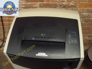 Fellowes C-420 38420 Fast StripCut Industrial Paper Shredder Like New