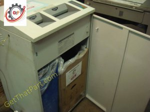 Formax FD 8730 8730HS Auto Oil Security Combined Paper CD DVD Shredder