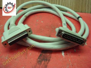 Hill-Rom P1900 Total Care Bed DB25 M-F 6' Communications Cable Assy