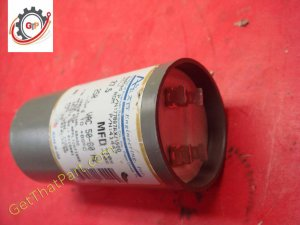 Hill-Rom P1600 Advanta Bed Oem 27.5uf Motor Start Capacitor Assembly