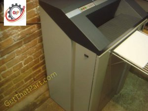Intimus 0077 SE High Volume MicroCut Commercial German Paper Shredder
