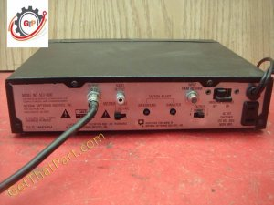 NCI National Instit Telecaption 4000 Closed Caption Decoder Box Tested