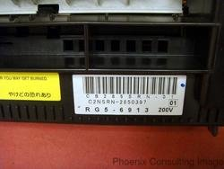 HP RG5-6913 RG56913 1500 2500 220/240 Volt FUSER Assembly