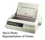OkIdata Microline 320 B/W Dot-matrix printer