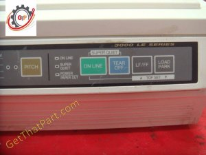 Panasonic KX-P3626 Quiet HiRes Wide Impact Dot Matrix Form Printer New