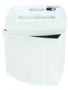 HSM Pure 120 12-14 Sheet StripCut German Made Paper Shredder New 2310