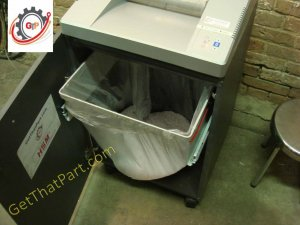 SEM 2226 2266cc German Auditable Hi-Security MicroCut Paper Shredder