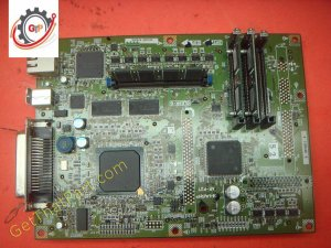 Sharp AR-M257 M317 ARP27 PCL6 Network Print Controller Board with FW