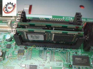 Sharp CPLTM7654DS15 MX-2600N MFPC Type SR MFP Control Board Assembly