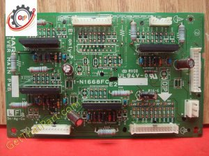 Sharp MX-3501 4501 4500 3501 Complete Oem Driver Main Pwb Board Assy