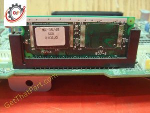 Sharp MX-3501 3501N 3500 3500N Complete Oem Scanner PWB Board Assembly