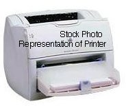 HP LaserJet 1200 B/W Laser printer - 15 ppm