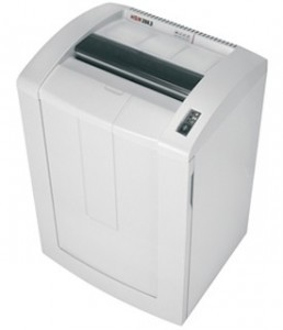 HSM 390.3 Strip Cut Paper Shredder 1366 New Free Shipping