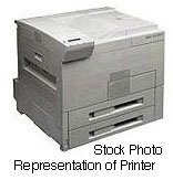 HP LaserJet 8100 B/W Laser printer - 32 ppm - 1100 sheets