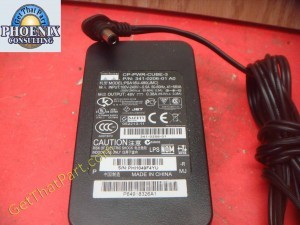 Cisco CP-Pwr-Cube-3 48VDC AC Power Adapter Supply 341-0206-01