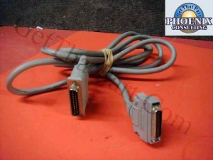 HP C6680-80003 Oem Bi-Directional Parallel Printer Cable Assembly