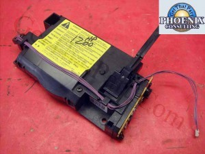 HP 1200 1220 1300 3300 Laser Scanner Assembly RG0-1041