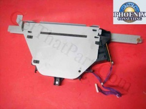 HP CLJ 5500 Laser Scanner Assembly RG5-6736