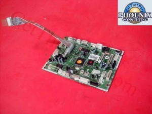 HP 2550 DC Controller Engine Board RG5-7605