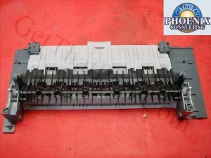 HP 5200 OEM Complete Face Up Delivery Assembly RM1-2492