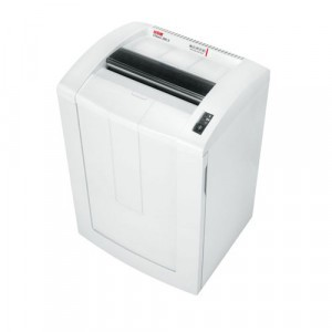 HSM 390.3 MicroCut 1369 Level 5 Paper Shredder New Free Shipping