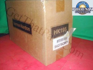 Harman Kardon HK195 Speaker Set - Sealed OEM New Box